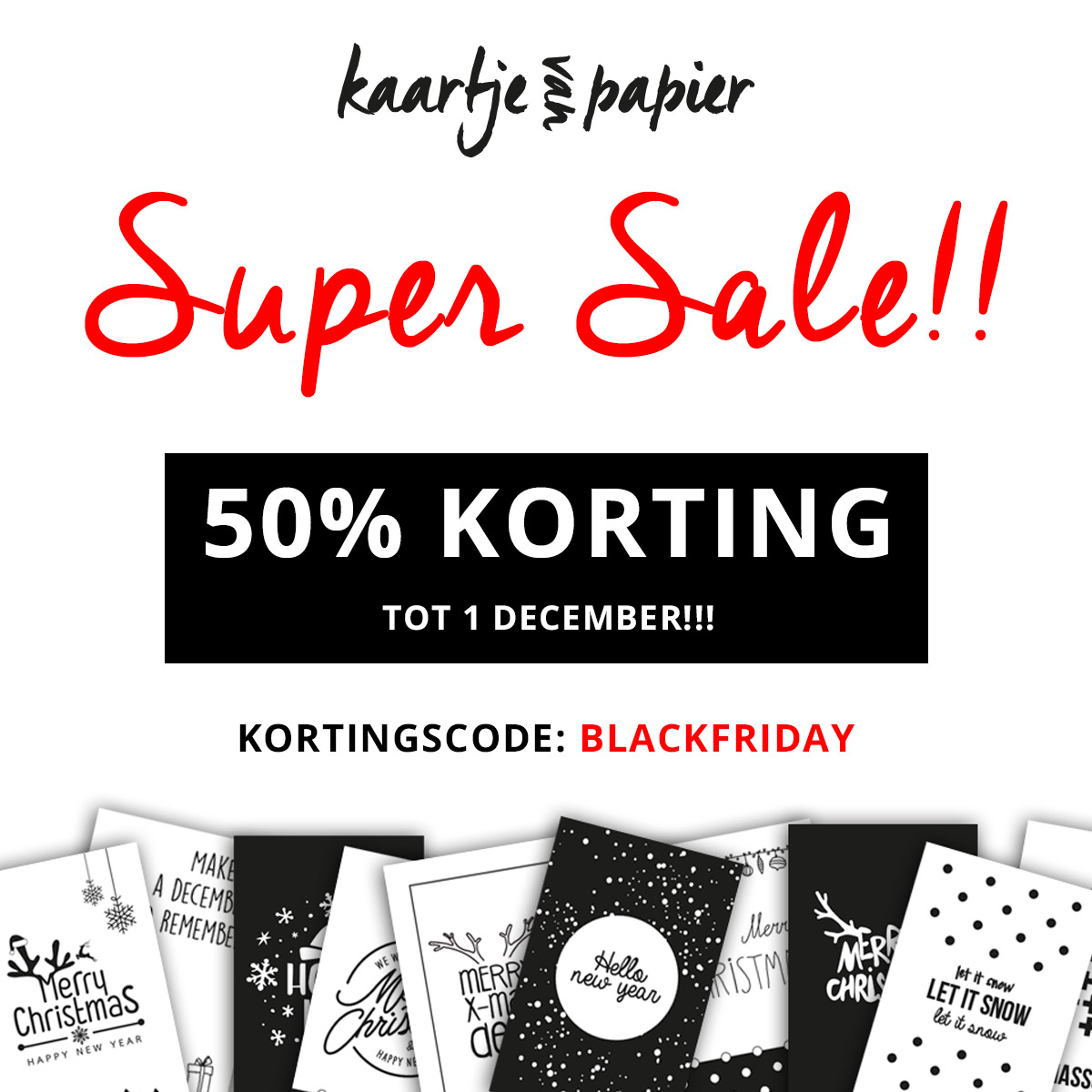 black-friday 50 korting